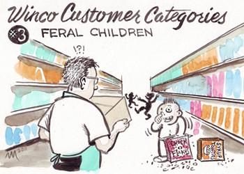 Winco Customer Categories #3