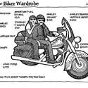Outlaw Biker Wardrobe