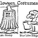 Humboldt Halloween Costumes for 2009