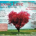 Choose Love Art Show Looking For Submissions