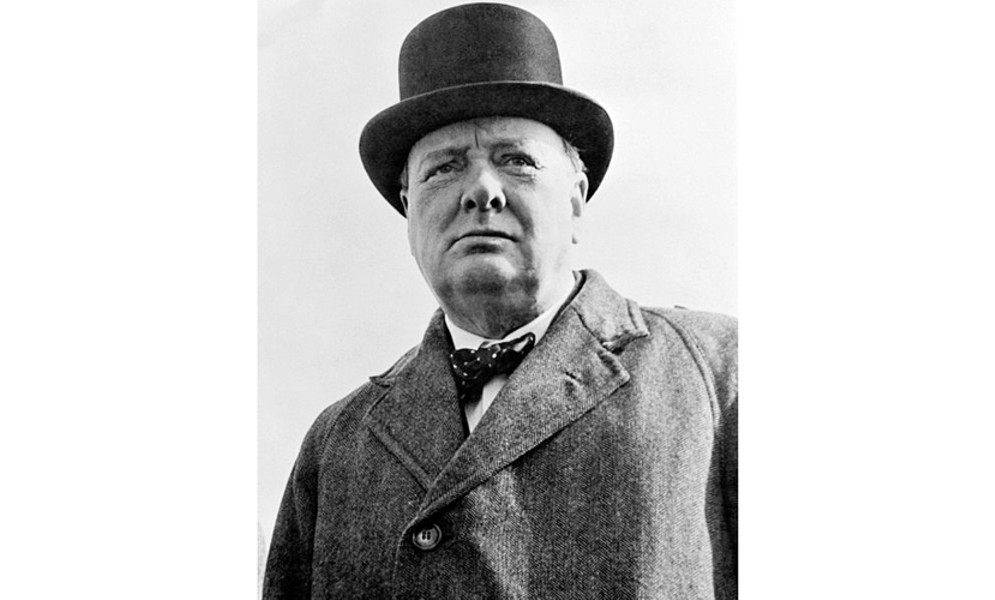 Churchill in 1942 - LIBRARY OF CONGRESS