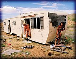 'Clorox, Nevada 2005' by John Mahony.