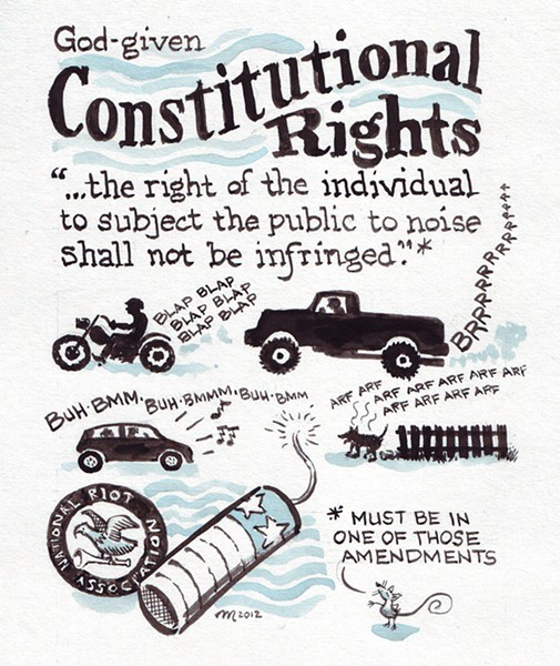 Constitutional Rights - JOEL MIELKE