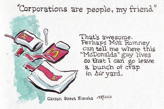 Corporations Are People