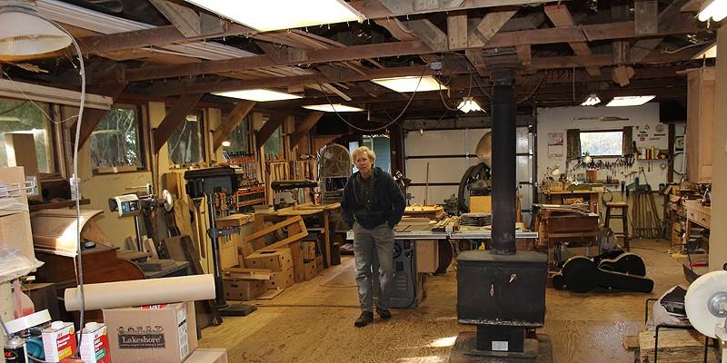 Making Wood Sing Images Crump_IMG_1642 photo by Bob Doran
