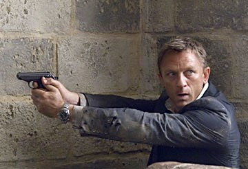 Daniel Craig in 'Quantum of Solace'