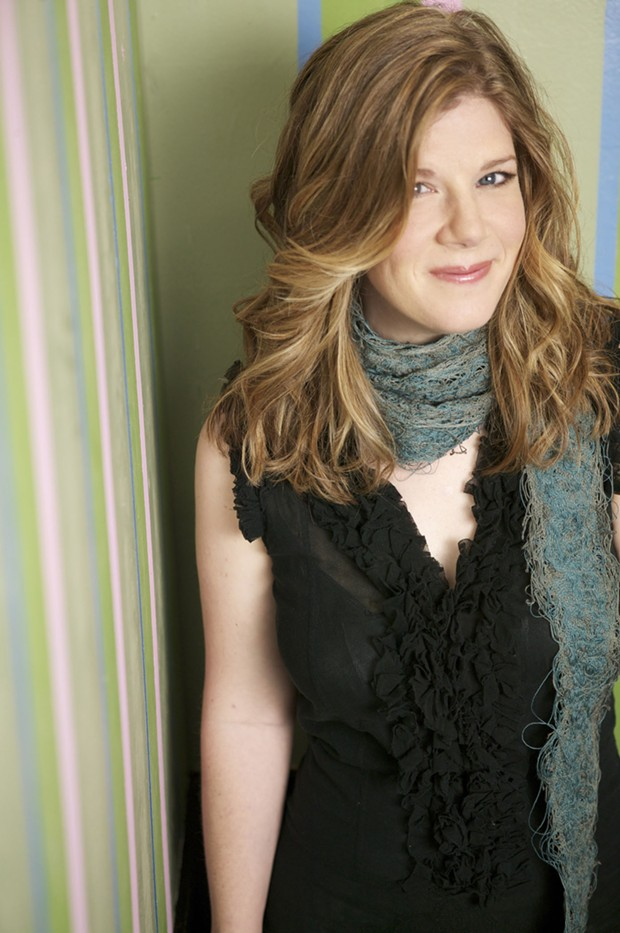 Dar Williams - PHOTO BY TRACI GOUDIE