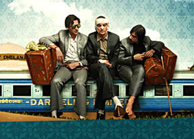 "Darjeeling Limited. Charlie says: ""...the viewer never knows what to expect."""
