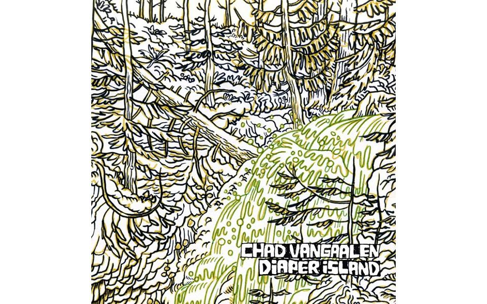Diaper Island - BY CHAD VANGAALEN - SUB POP