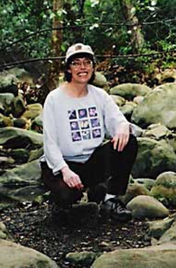 Donna Wildearth.