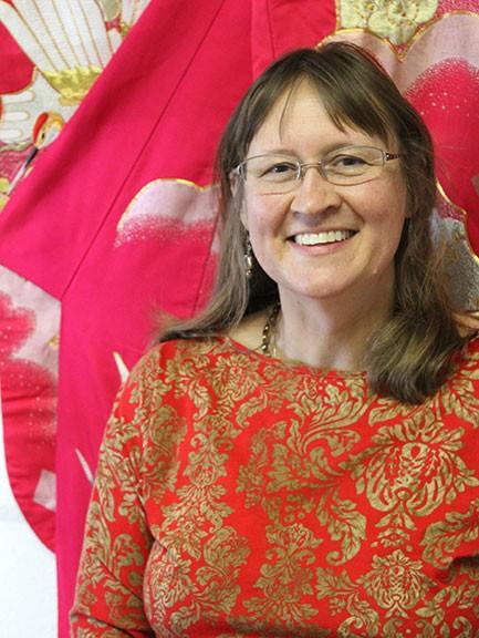 Dr. Cherrie Andersen - PHOTO BY BOB DORAN