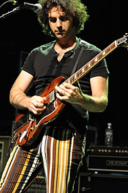 Dweezil Zappa and the Zappa Family Trust present Zappa Plays Zappa, an evening of music by the late great Frank Zappa tuesday, at HSU's Van Duzer Theatre.