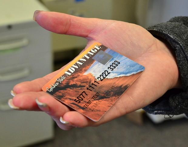 EBT Card - DREW HYLAND