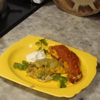 DIY Delicioso Enchiladas