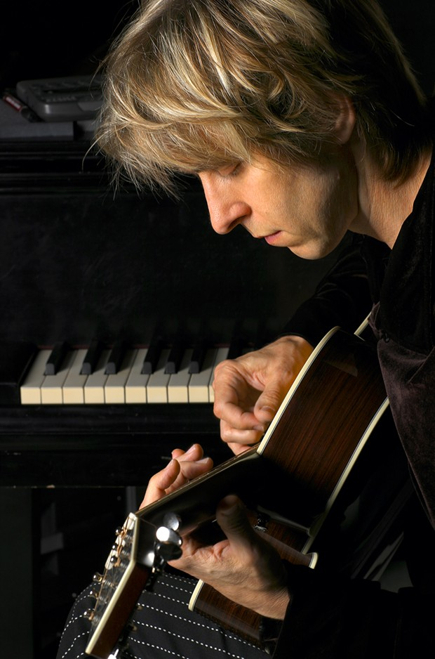 Eric Johnson - PHOTO BY MAX GRACE