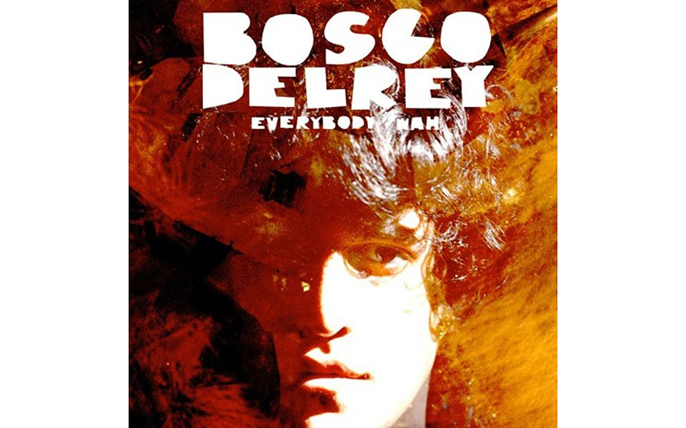 Everybody Wah - BY BOSCO DELREY - MAD DECENT