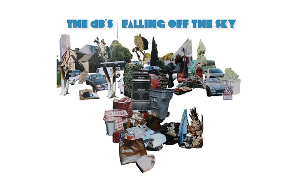 Falling Off the Sky - BY THE DB'S - BAR/NONE RECORDS