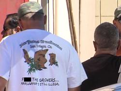 "HEMP.ORG - ""F*ck the growers ... Marijuana's still illegal."""