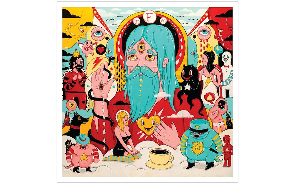 Fear Fun - BY FATHER JOHN MISTY - SUB POP RECORDS