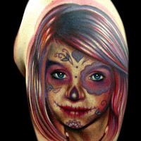 New Skin Featured Tattoo Artist Liz Cook