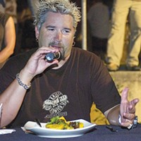 Fieri's Local Episode Hits the Airwaves