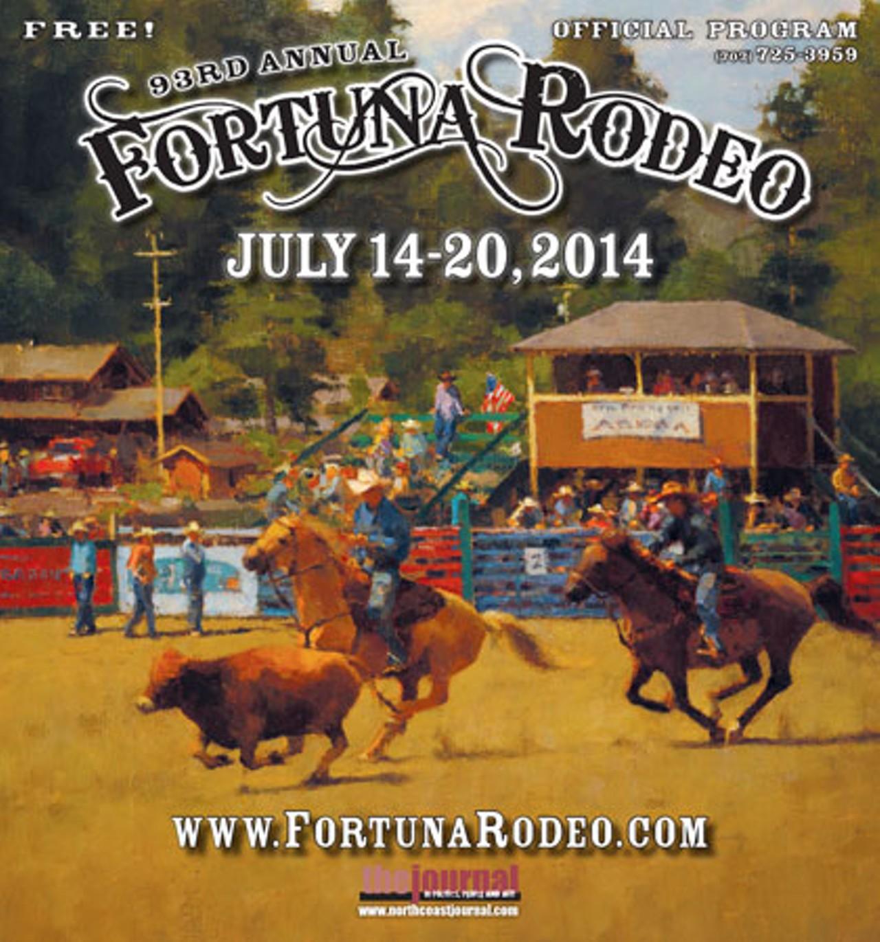 Fortuna Rodeo 2014 Fortuna Rodeo North Coast Journal