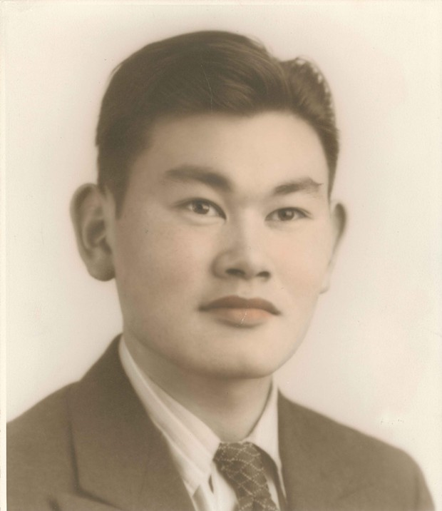 Fred Korematsu - PHOTO COURTESY OF KAREN KOREMATSU AND THE KOREMATSU INSTITUTE.