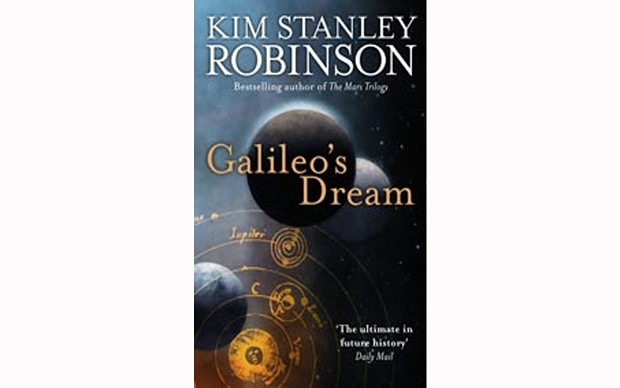 Galileo's Dream - BY KIM STANLEY ROBINSON - HARPER COLLINS