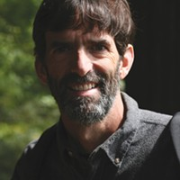 Gary Graham Hughes is the new executive director of the Environmental Protection Information Center in Arcata.