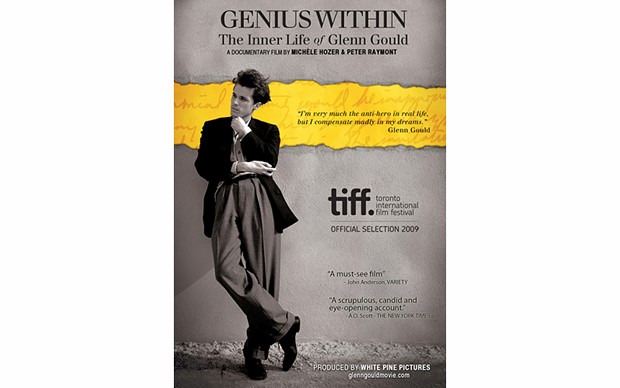 Genius Within: The Inner Life of Glenn Gould - WHITE PINE PICTURES