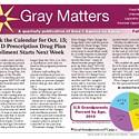 Gray Matters Fall 2011
