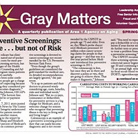 Gray Matters Spring 2012
