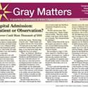 Gray Matters Summer 2014