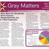 Gray Matters Winter 2011