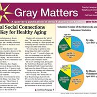 Gray Matters Winter 2014