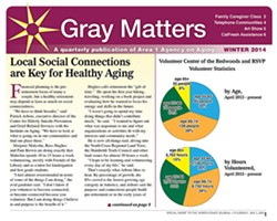 Gray Matters Winter 2014