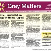 Gray Matters Winter 2015