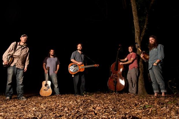 Greensky Bluegrass - PHOTO BY MICHAEL WEINTROB