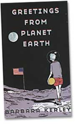 """Greetings from Planet Earth"" by Barbara Kerley"