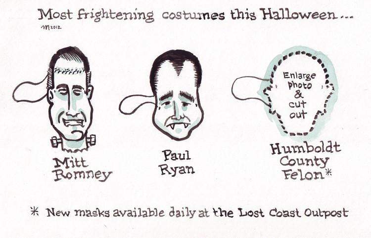 Halloween Masks - JOEL MIELKE