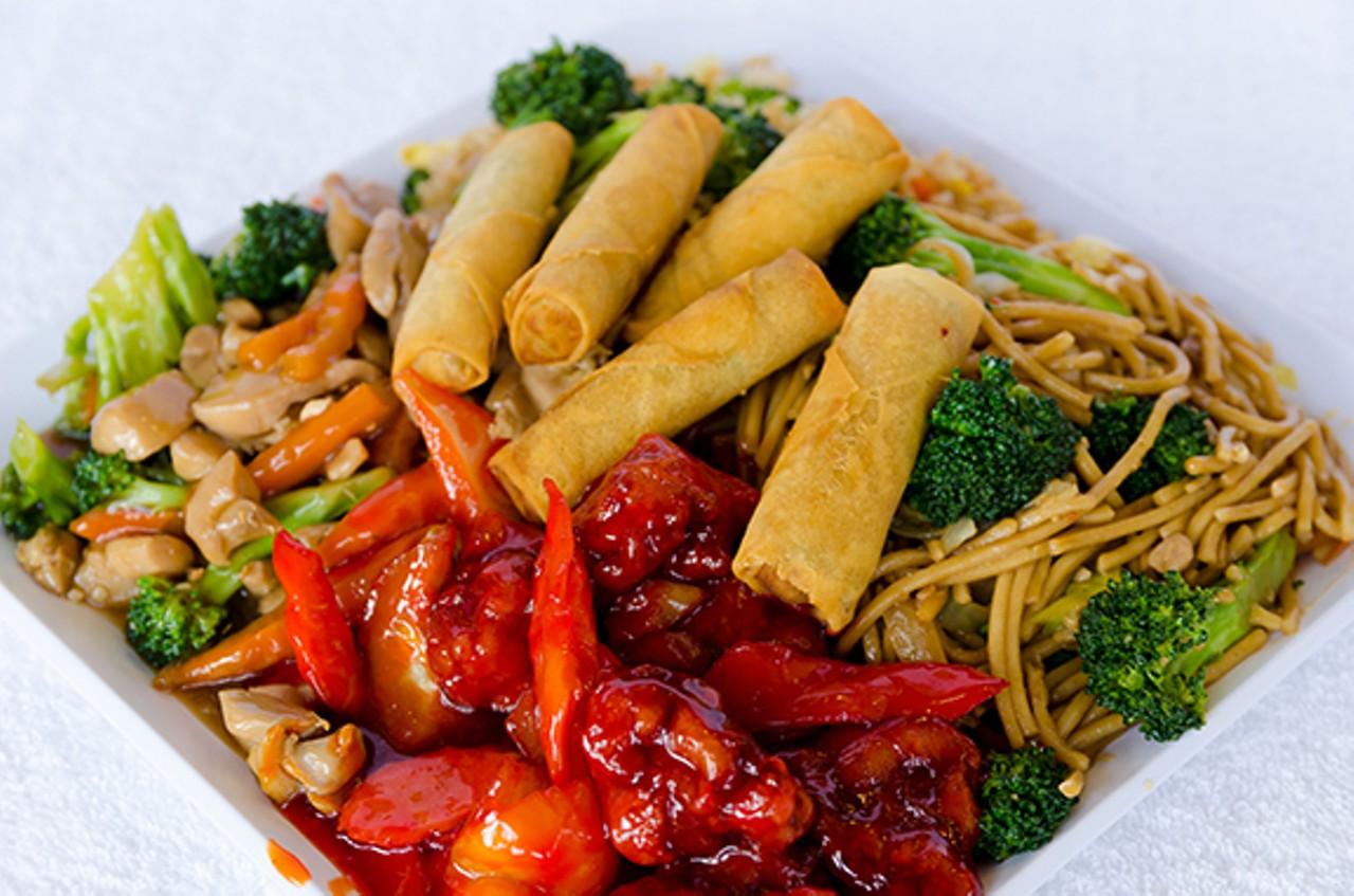 Eureka Thai Food