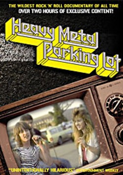 'Heavy Metal Parking Lot,' the 20th anniversary DVD edition.
