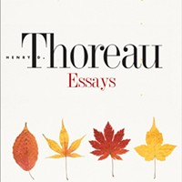 Henry D. Thoreau Essays: A Fully Annotated Edition