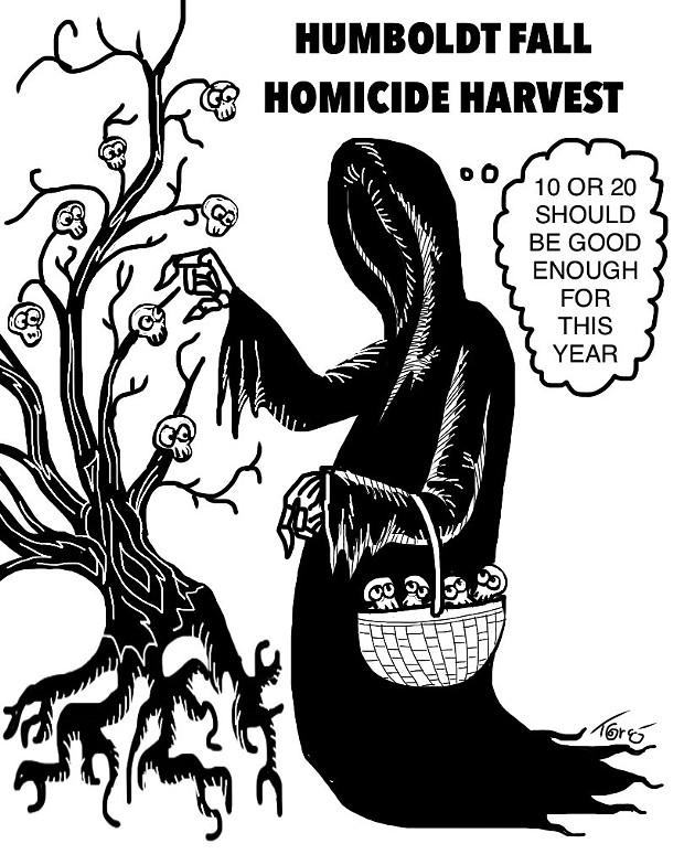 Homicide Harvest