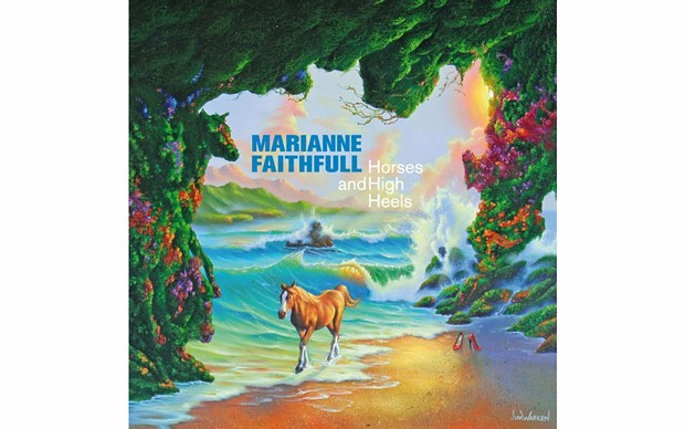 Horses and High Heels - BY MARIANNE FAITHFUL - DRAMATICO