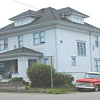Sometimes Jerry wins House of Horrors, In 2006, 804 B St. was raided by police. Photo by Helen Sanderson.