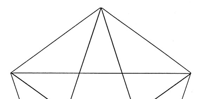 Puzzle Edition How many triangles are in this figure?
