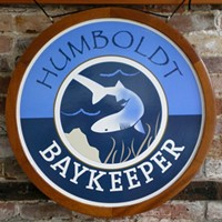 Humboldt Baykeeper Hits Rough Waters