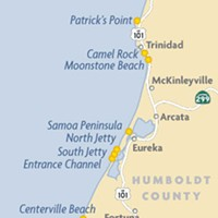 Where To Surf Humboldt County Surf Spots.