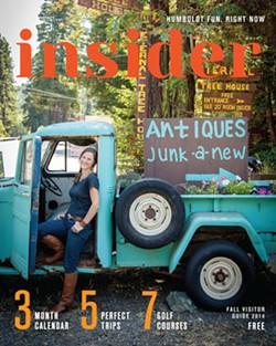 Humboldt Insider Fall 2014